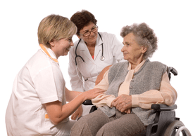 Aging elderly health