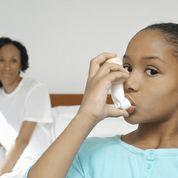 Asthma inhaler family