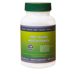 Multivitamin vitamin supplement