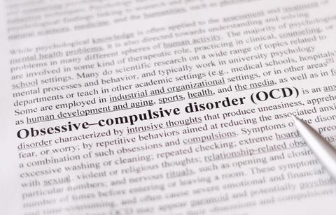 Ocd definition