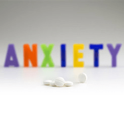 Anxiety medication alprazolam