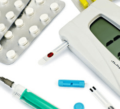 Glucometer diabetes medications