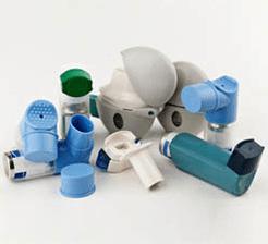 Asthma inhalers comparison