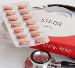 Generic statin medication
