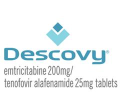 Descovy logo