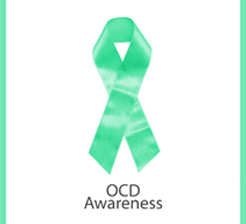 Ocd awareness ribbon