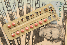 Birth-control-money-concept