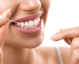 Are the benefits of flossing actually beneficial