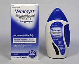 Veramyst nasal spray at helprx