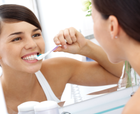 Oral hygiene   pneumonia prevention