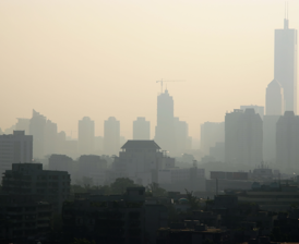 Is heart disease caused by air pollution