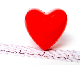 Lower heart attack risk