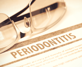 Periodontitis and ed