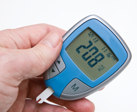 Diabetes   high blood sugar