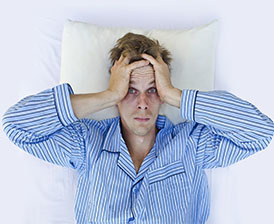 Treating insomnia with shuti