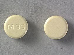 Chlorthalidone Pill Picture