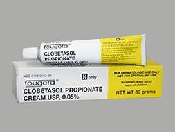 Clobetasol Propionate Pill Picture