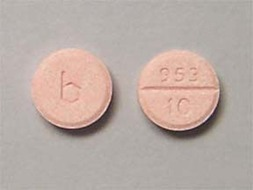 Dextroamphetamine Sulfate Pill Picture
