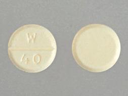 Digoxin Pill Picture