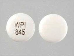 Glipizide Er Pill Picture