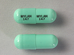 Indomethacin Pill Picture