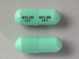 Indomethacin Pill Picture