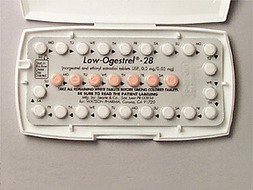 Low-Ogestrel Pill Picture