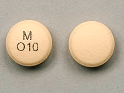 Oxybutynin Chloride Er Pill Picture