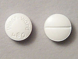 Propylthiouracil Pill Picture
