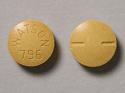 Sulfasalazine Pill Picture