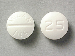 Spironolactone Pill Picture