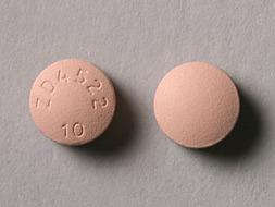 Crestor Pill Picture