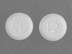Hyoscyamine Sulfate Pill Picture