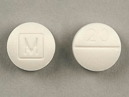 Methylphenidate HCL Pill Picture