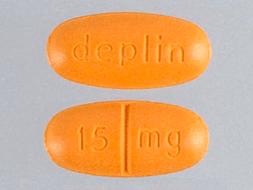 Deplin Pill Picture