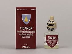 Vigamox Pill Picture