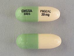 Prozac Pill Picture