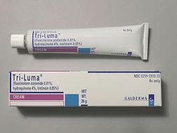 Tri-Luma Pill Picture