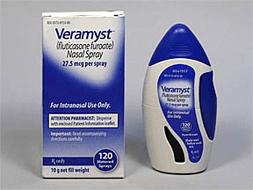 Veramyst Pill Picture