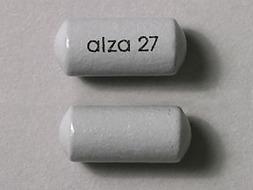 Concerta Pill Picture