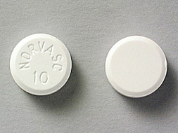 Norvasc Pill Picture