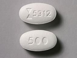 Ciprofloxacin Pill Picture