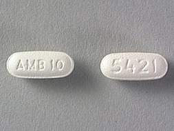 Ambien Pill Picture