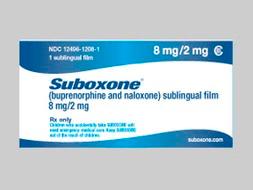 Suboxone Pill Picture