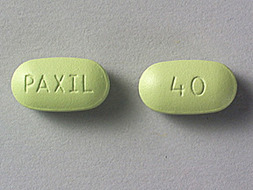 Paxil Pill Picture
