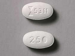 Cipro Pill Picture