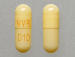 Focalin Xr Pill Picture