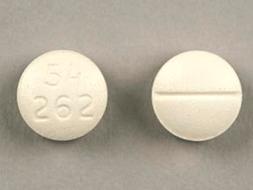 Morphine Sulfate Pill Picture