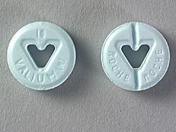 Valium Pill Picture