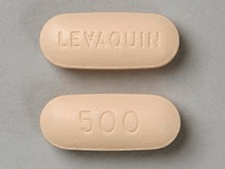 Levaquin Pill Picture